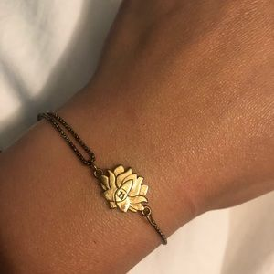 Jewelry - Alex and Ani lotus bracelet